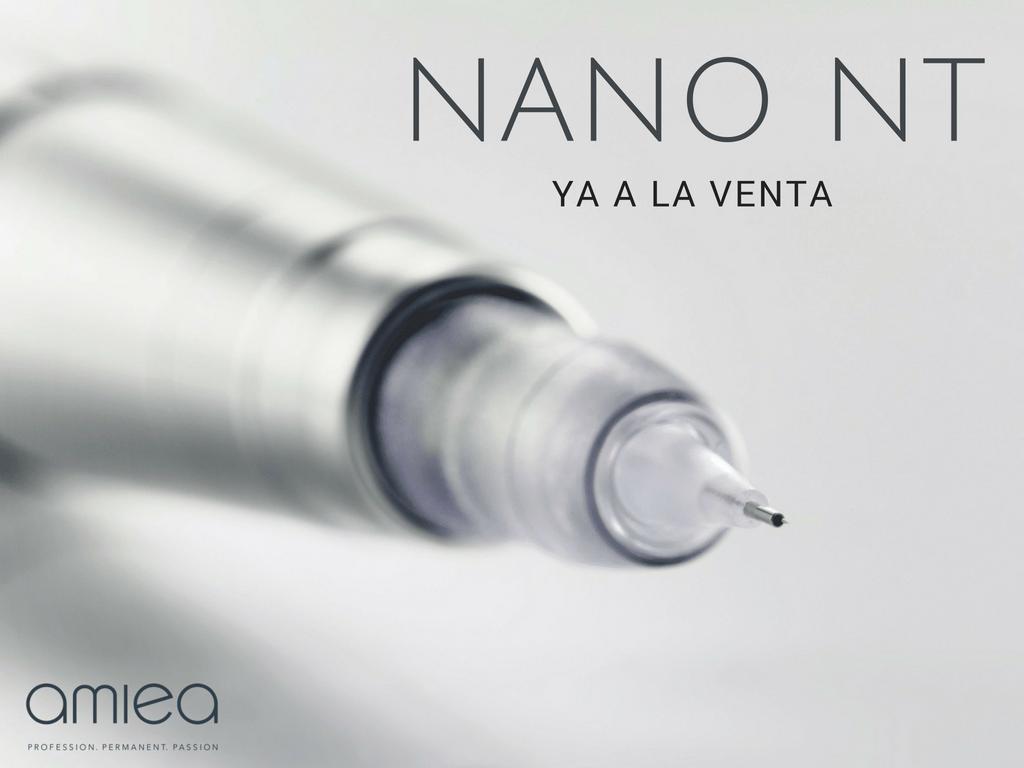 NANO NT Amiea Eugenia Arrieta Micropigmentación
