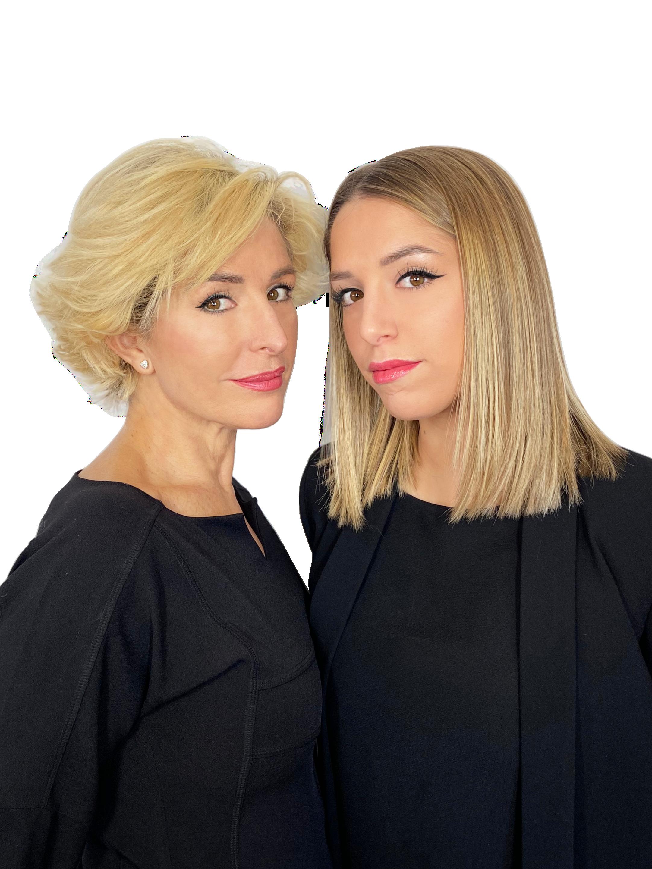 Eugenia y Ane Arrieta | Arrieta Micropigmentación