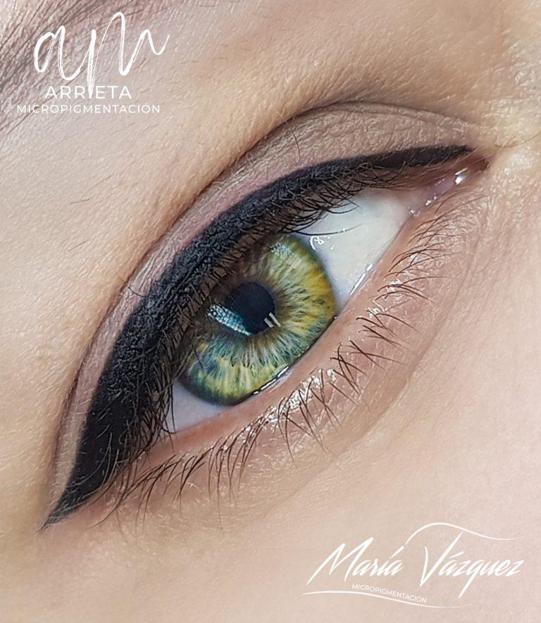 Micropigmentación de ojos eyetribal