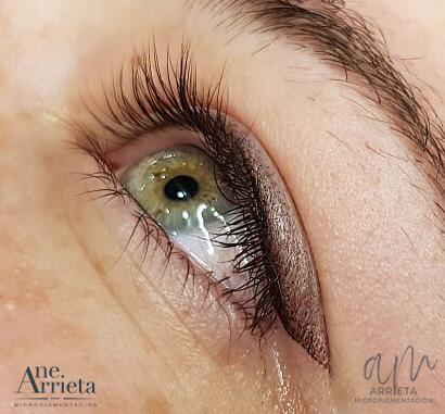 micropigmentaciónde ojos fuzzy Arrieta Micropigmentación